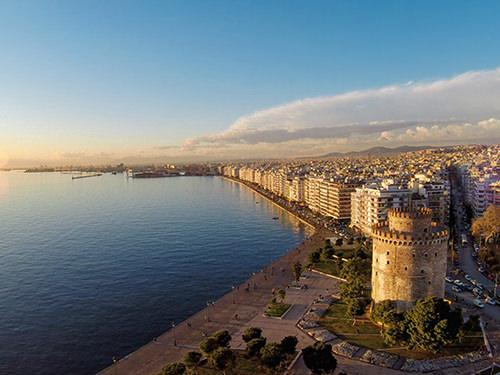Thessaloniki - Queen of North Greece
