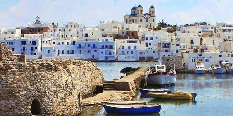 Milos & Paros among 10 Gorgeous Islands for Postcard-perfect vacations