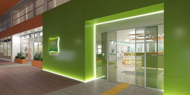 New Ibis Styles  - Accor opening in August
