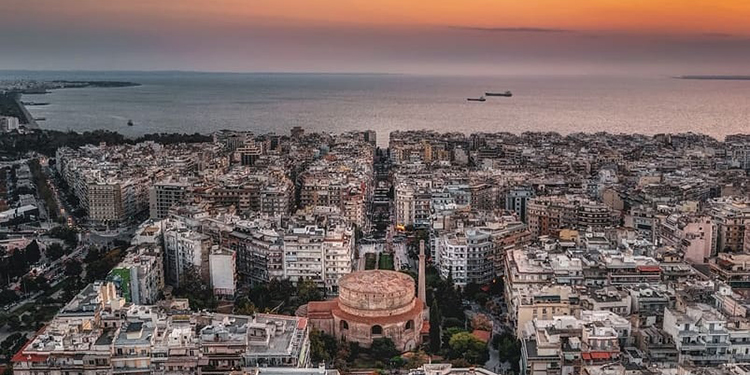 Thessaloniki and Mt Olympus at the top 20 recommended Destinations for 2020 by Routard's