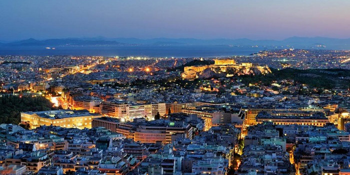 New Luxury Hotels to Open in Athens on 2020